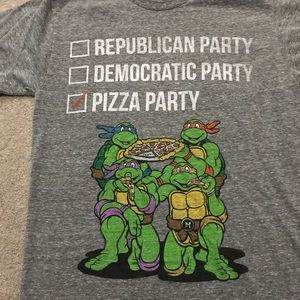 Other - Teenage Mutant Ninja Turtles Political T-shirt